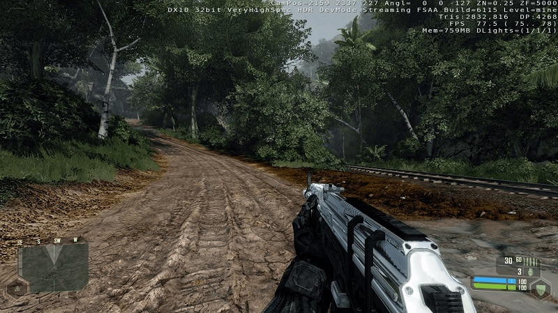 Time to Reinstall Crysis: New Shader Mod & Texture Pack Released