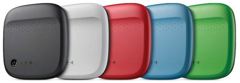 Seagate Wireless 500GB