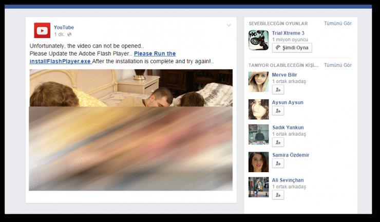facebook porn