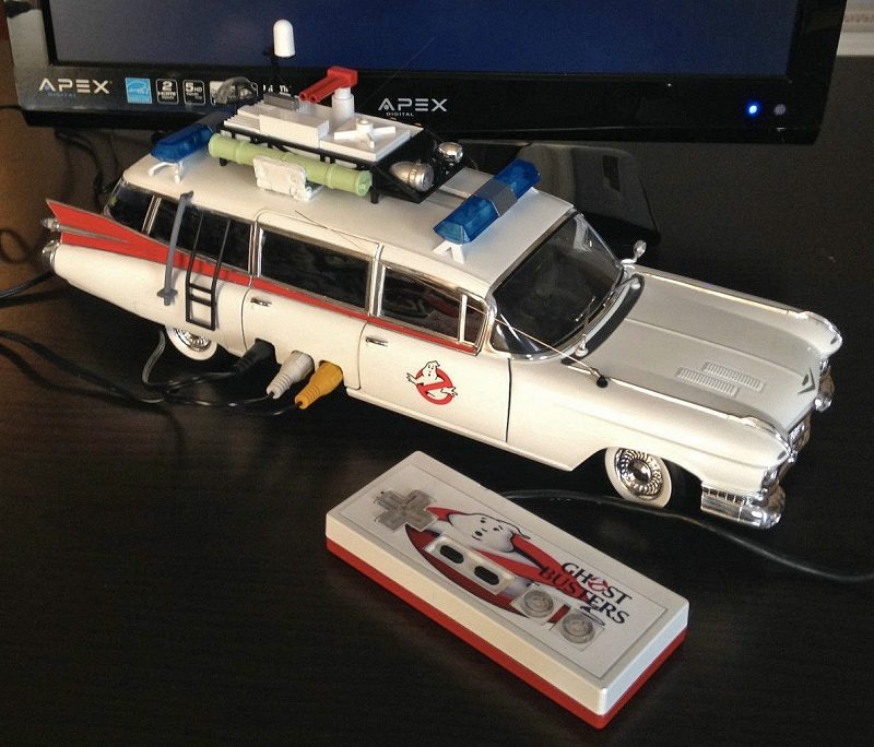 ghostbusters nes 1