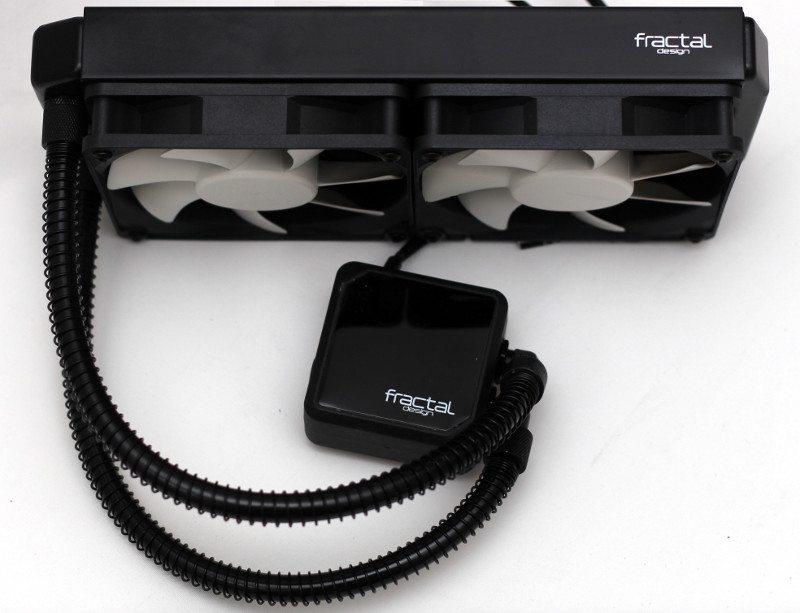 Fractal Design Kelvin S24 Expandable AIO CPU Cooler | eTeknix
