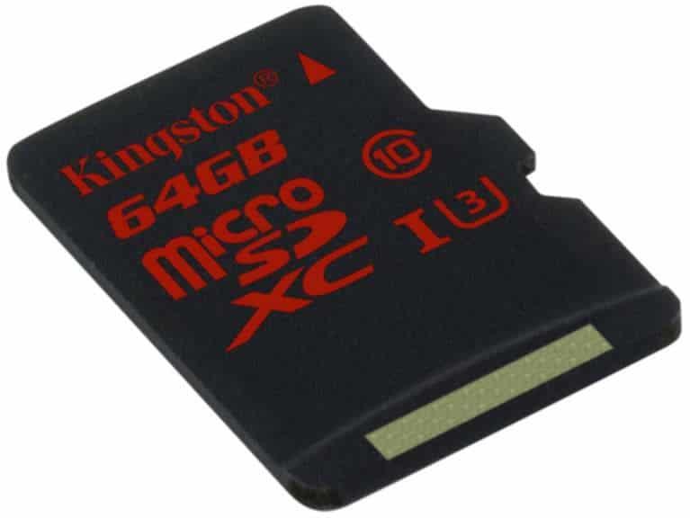 microSDXC UHS-I U3 64GB_SDCA3_64G