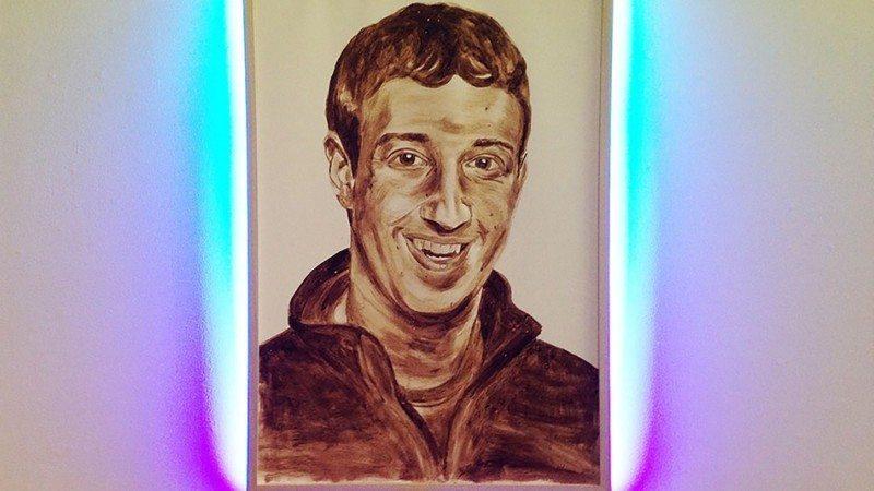 zuckerberg poop