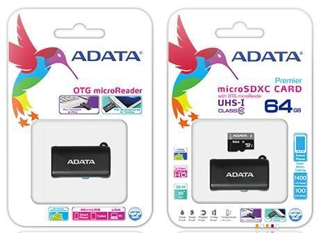 Adata OTG microreader 3