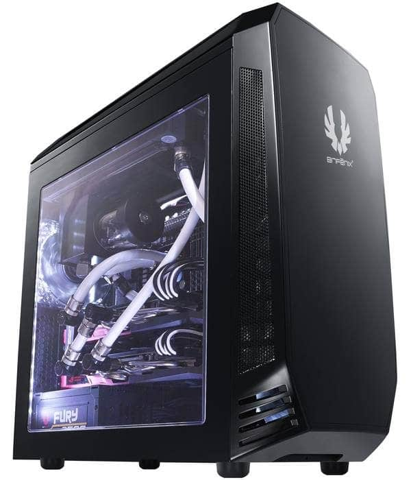 Aegis-Black LCD FLB 45 Water