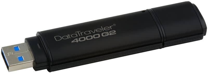 DataTraveler 4000 Gen 2 3