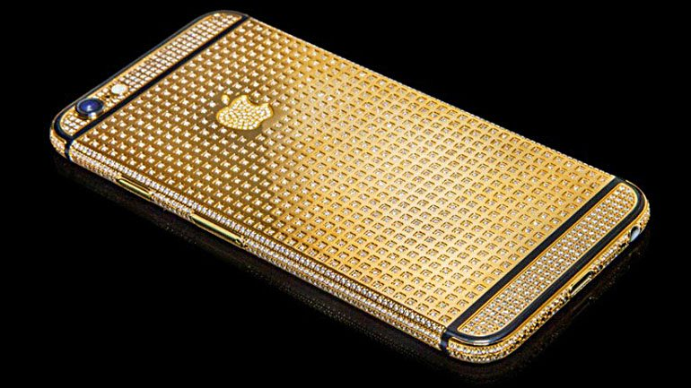 Diamond Ecstasy iPhone