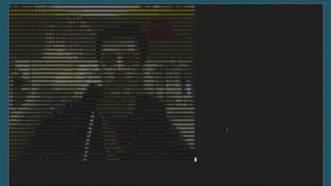Video Chat App Renders in ASCII Text | eTeknix