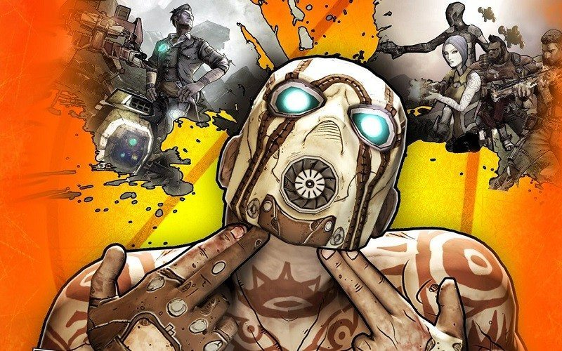 drawing games on steam Borderlands Is Free To Play This Weekend On Steam ETeknix