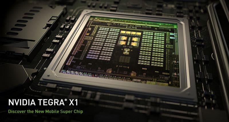 nvidia tegra-x1 chip