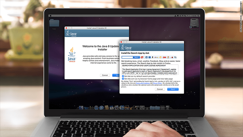 Latest Java Update Trolls Mac Users with Annoying Adware