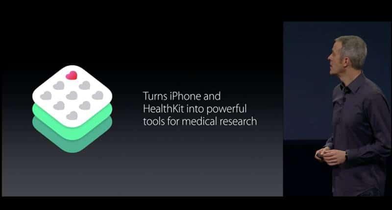 Apple healtcare 0
