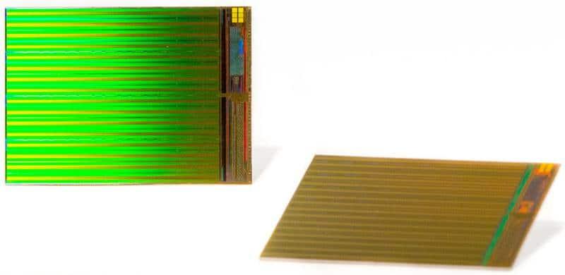Intel Micron 3D NAND 1