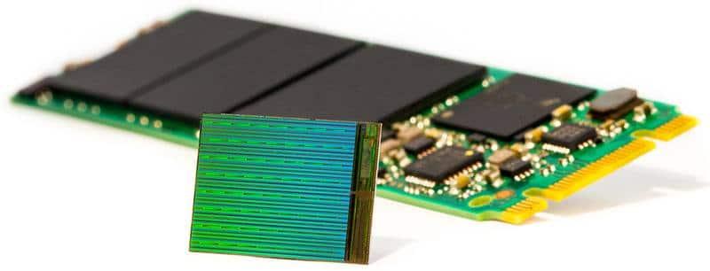 Intel Micron 3D NAND 2