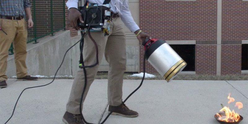 Sound-Fire-Extinguisher