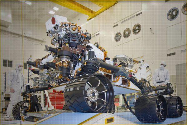 curiosity rover 2