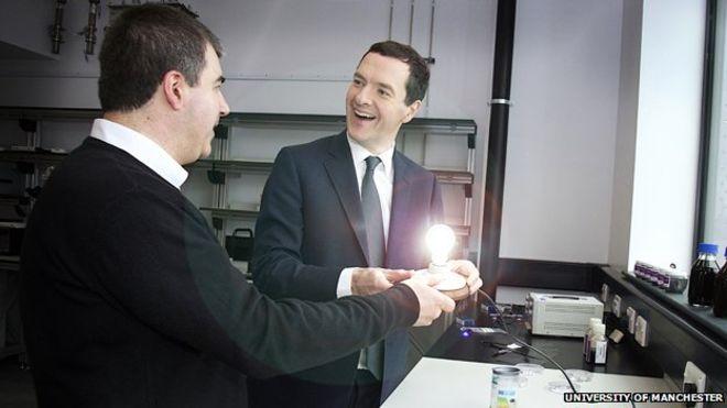 graphene light bulb