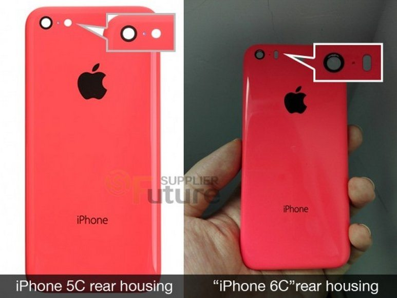 iphone 6c back
