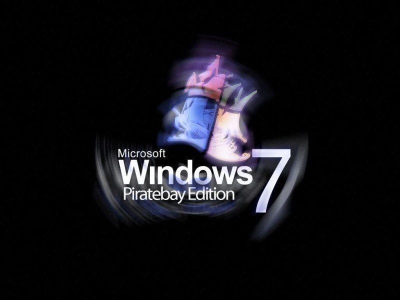 windows pirated