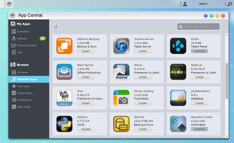 ASUSTOR_AS5102T-SS-apps-asustor-apps