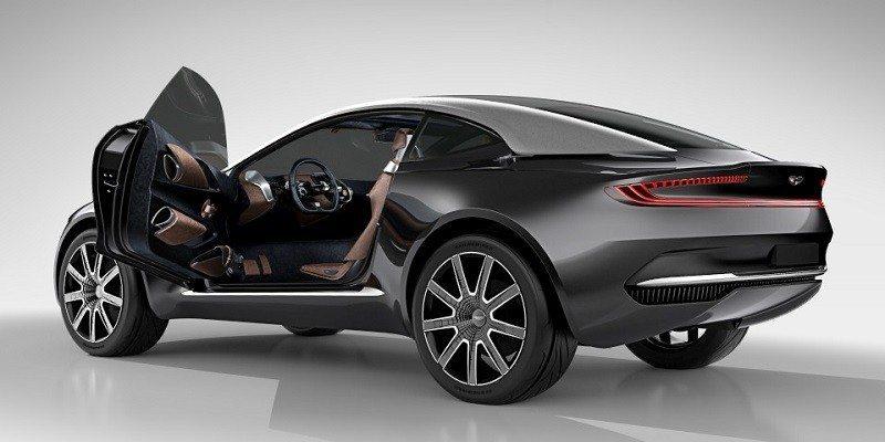 Aston Martin electric 2