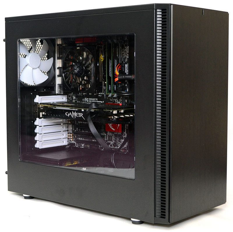 Fractal Design Define S Full Tower Chassis Review Eteknix,Interior Design Rendering