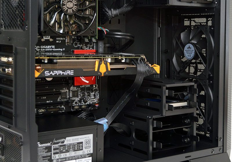 Aerocool Aero 1000 Mid Tower Chassis Review Eteknix