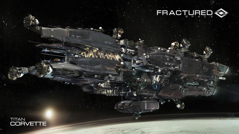 Fractured Space 0