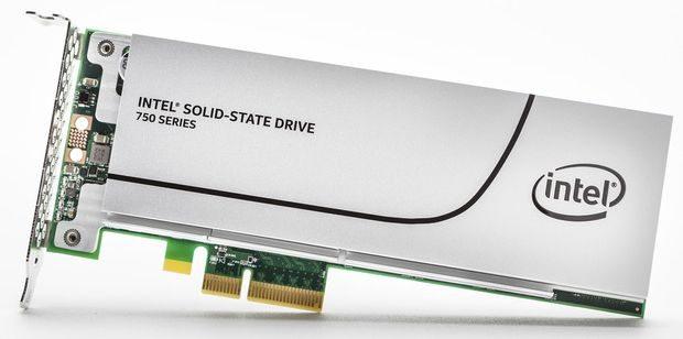Intel 750 SSD 0