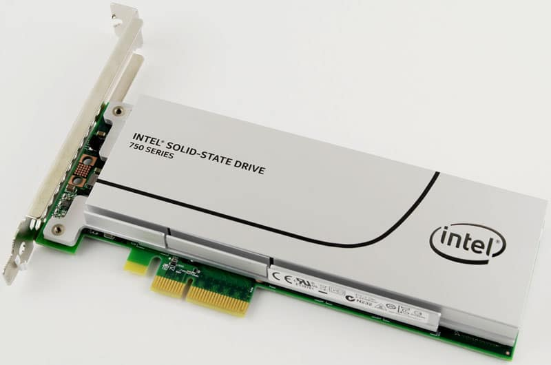 Intel 750 Series SSD Firmware Update Improves Boot Times