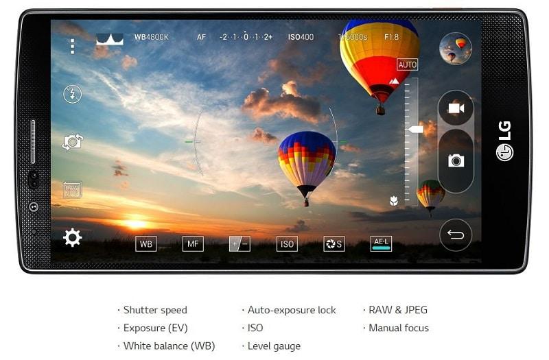 LG G4 Launch 2