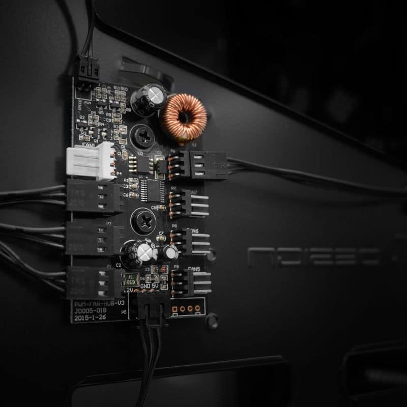 N450-case-black-fan hub