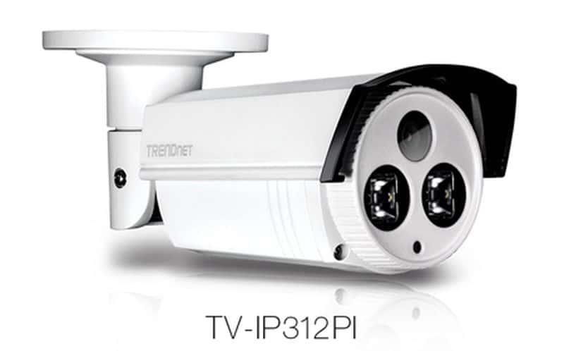 TRENDnet TV-IP312PI