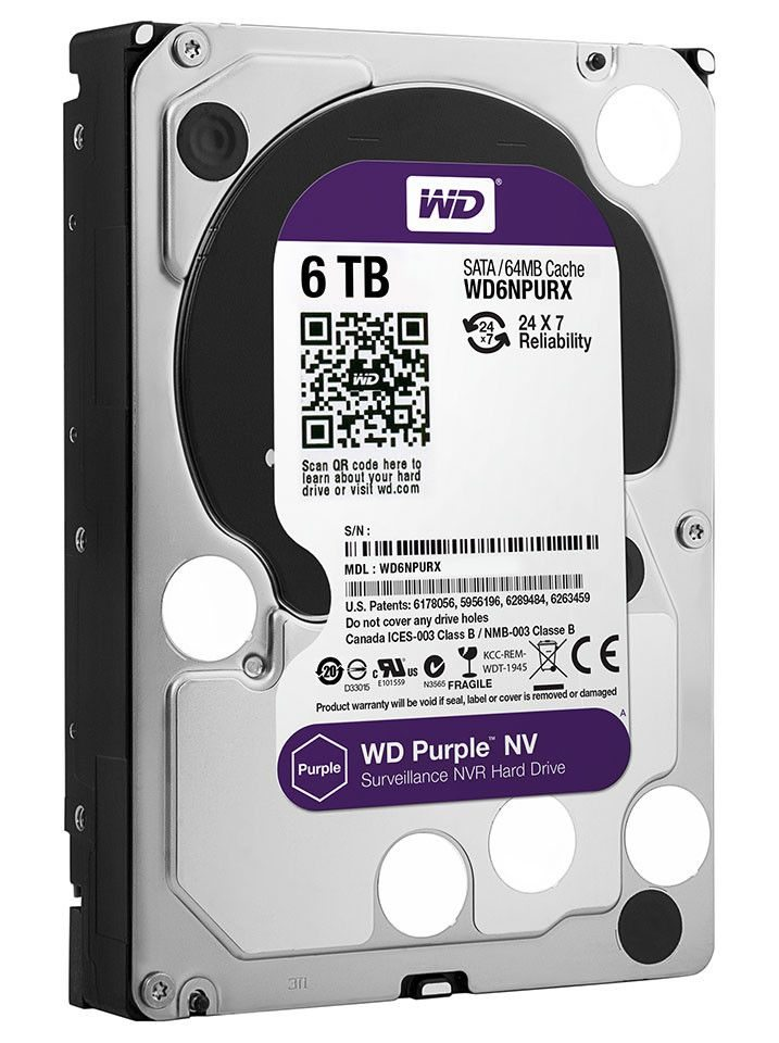 WD Purple 2