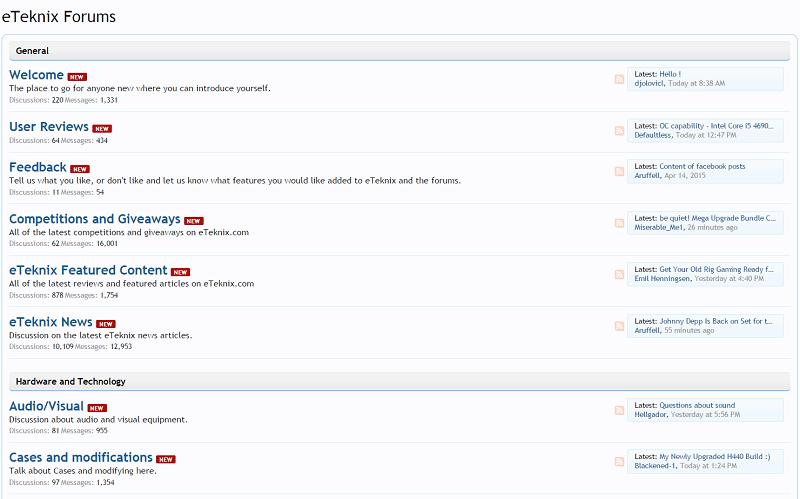 eteknix forum