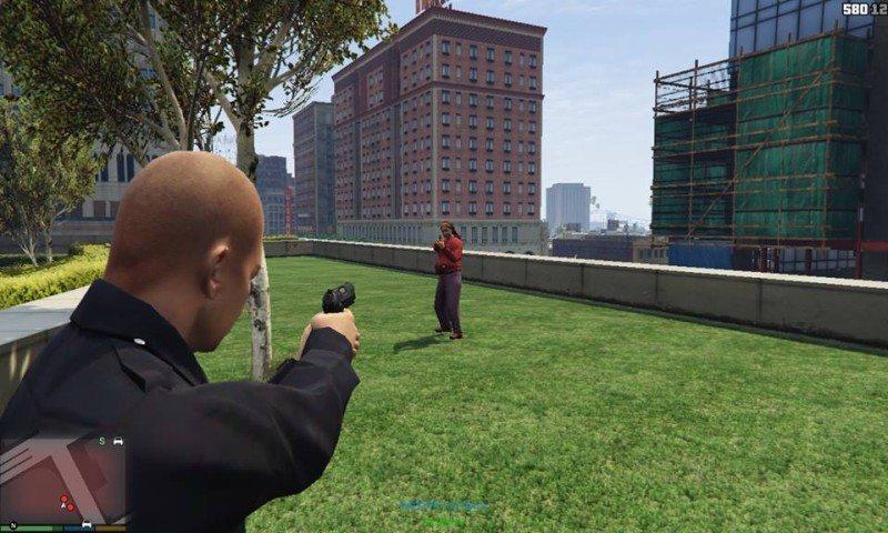 Play as Los Santos Police With New GTA V Mod | eTeknix