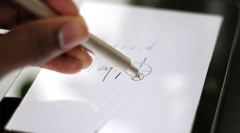 handwriting-gmail