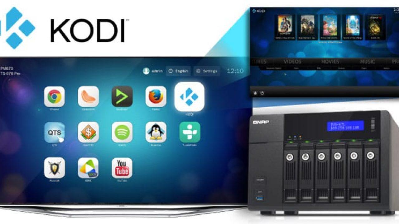 QNAP NAS' Now Also Support Kodi Entertainment Center | eTeknix
