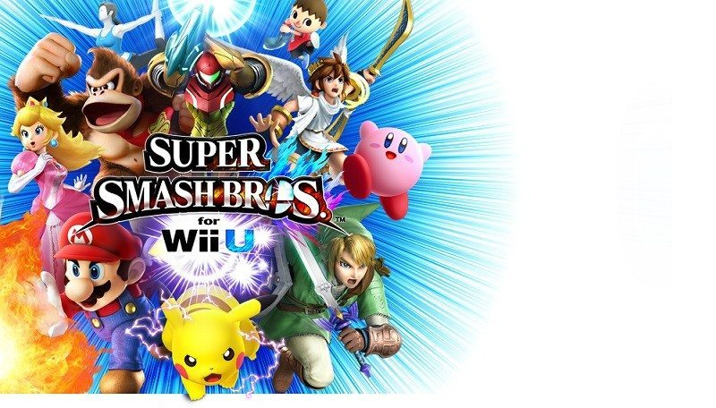 super smash bros wii u 1