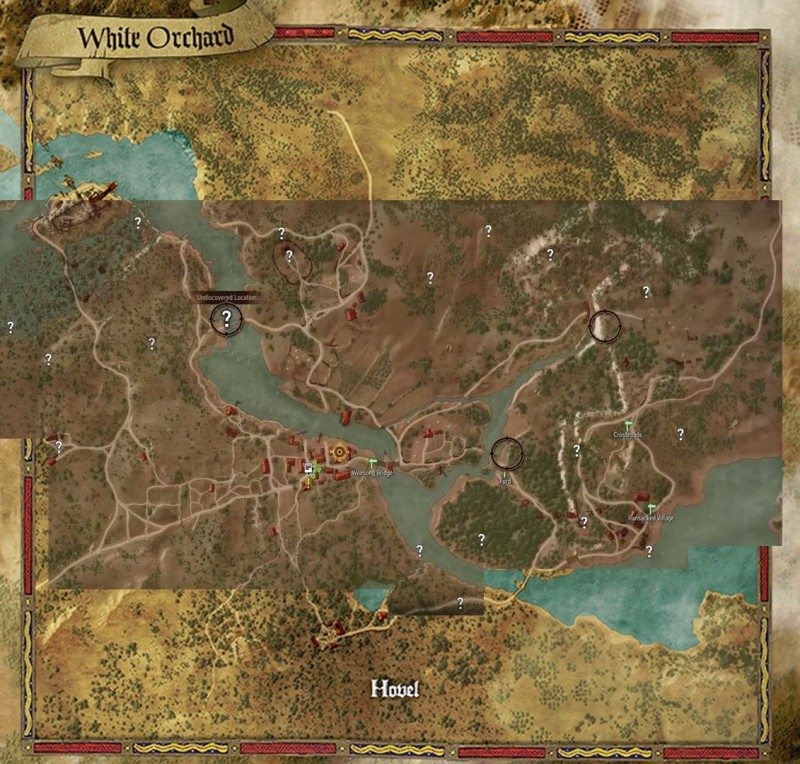 Skyrim Map Size Witcher 3, GTA V, Skyrim & Far Cry 4 Map Size Comparison | eTeknix
