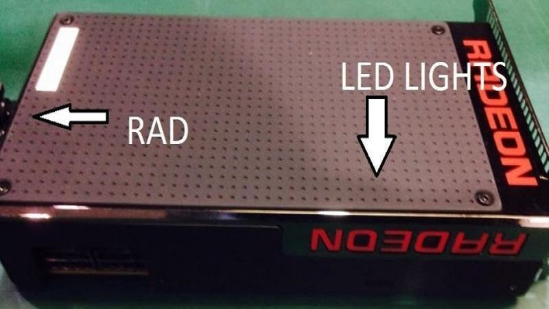 AMD Fiji 390X GPU