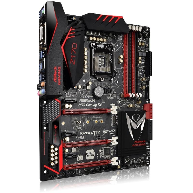 ASROCK Z170 Gaming K6_k