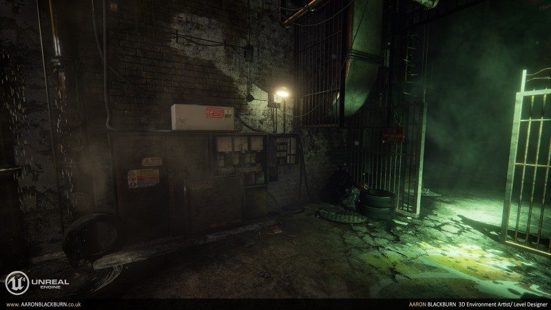 This Is What Blade Runner Looks Like in Unreal Engine 4