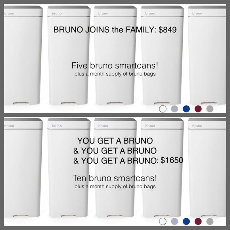 Bruno smart trash 4