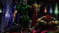Brutal Doom v21 Detailed - New Enemies, Guns, and More! 1