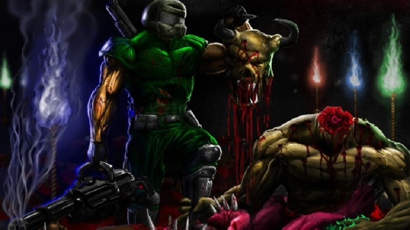 Brutal Doom v21 Detailed – New Enemies, Guns, and More