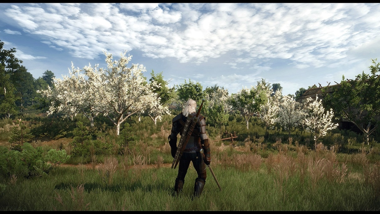 First Witcher 3 Mods Now Available | eTeknix
