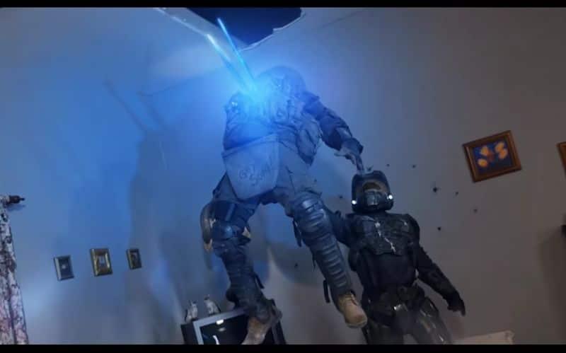 Halo vs call of duty
