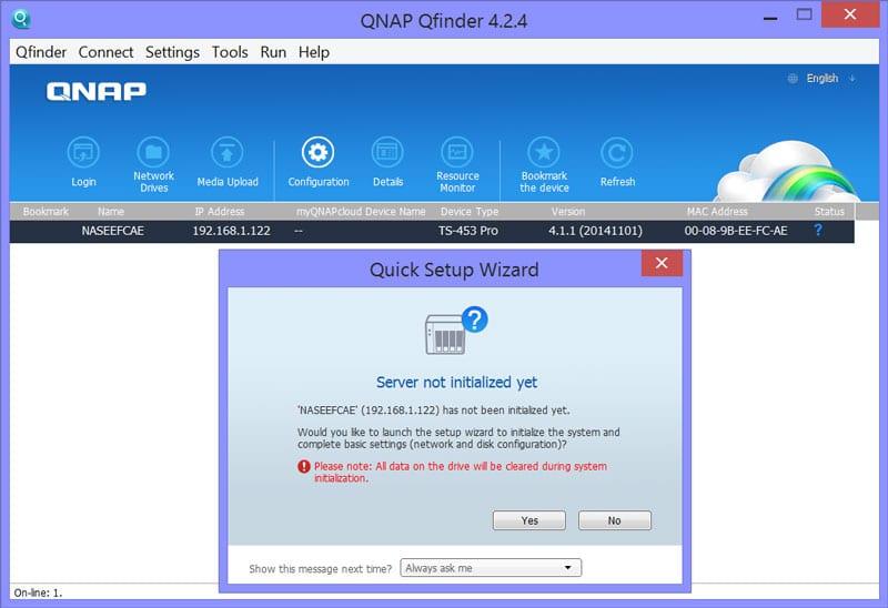 QNAP_TS-453Pro-SSinit_Qfinder1