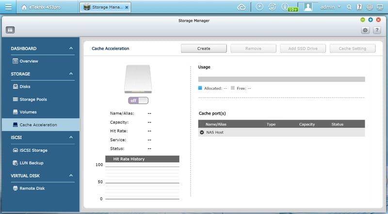 QNAP_TS-453Pro-SSstorage-cache